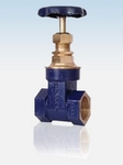 Zoloto 25 Mm Bronze Gate Valve