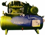 Akshit Compressors 10 Hp 420 L Capacity Air Compressor ATC-1000