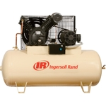 Ingersoll Rand 150 L Capacity 1000 RPM Air Tank Compressor 2340F