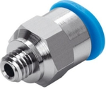 Festo A2F153306 Push In Connector QSM-M5-6