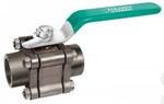 Zoloto 15 Mm Stainless Steel Ball Valve 1080 A