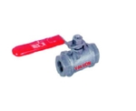 Valson Single Piece Ball Valve (Size- 1/2 Inch Screwed Heavy Duty Stainless Steel)