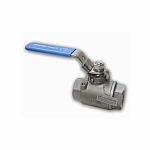 Valson Two Piece Ball Valve (Size- 1.5 Inch Cast Iron)