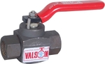 Valson High Pressure Ball Valve (Size- 1 Inch Stainless Steel)
