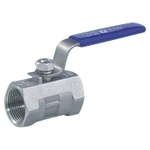 Sant Valve Stainless Steel Ball Valve - Size 40 Mm