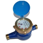 Sant Valve Brass Hot Water Meter - Size 25 Mm
