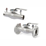 Sant Valve Stainless Steel Balancing Valve - Size 40 Mm