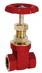 Zoloto 32 Mm Pegler Type Bronze Screwed Gate Valve 1007