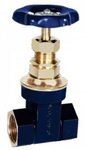 Zoloto 10 Mm Bronze Screwed Gate Valve 1035