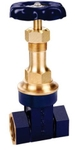 Zoloto 80 Mm Rising Stem. Bronze Screwed Gate Valve 1035 B