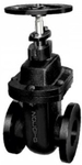 Zoloto 80 Mm Flanged Cast Iron Sluice Valve 1079 D