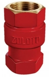 Zoloto 100 Mm Bronze Screwed Check Valve 1009