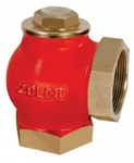 Zoloto 20 Mm Bronze Screwed Lift Check Valve 1010 A