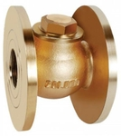 Zoloto 32 Mm Bronze Flanged Check Valve No 8 1012