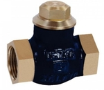 Zoloto 32 Mm Bronze Screwed Check Valve 1038
