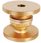 Zoloto 20 Mm Bronze Flanged Check Valve 1046