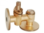Zoloto 15 Mm Bronze Flanged Check Valve 1051