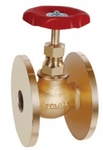 Zoloto 25 Mm Flanged Bronze Globe Valve No: 8 1003