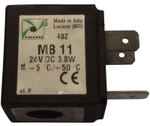 Pneumax MB11 Spare Coil 24 V DC Suitable For Series 484