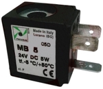 Pneumax MB5 Spare Coil 24V DC Suitable For Series 484