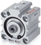 Tirupati 100 Mm Bore, 100 Mm Stroke Compact Cylinder/SDA (Double Acting)