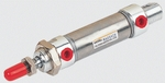 JELPC Double Acting Type Cylinder 12 Mm Bore 50 Mm Stroke MA-S.12.50