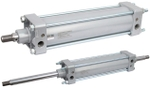 Airmax FMK Bore Size 100 Mm Stroke 100 Mm Pneumatic Cylinder