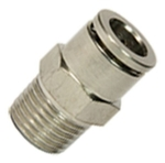 Techno MPC Size M 8-03 Metal Push In Fittings