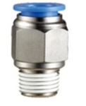 Aerotac 12 Mm Straight Connector PC-M1