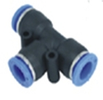Aerotac 8 Mm Equal Branch Tee Connector PUT