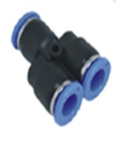Aerotac 4 Mm Equal Y Connector PY