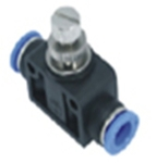 Aerotac 6 Mm In Line Speed Control Valve NSF