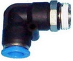 UNITEK 1/4 Inch Elbow Connector With Male Thread 10 Mm 10-02(1/4)