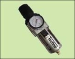 "Techno 1/2"" FR With Metal Guard With Gauge AW 4000-04"