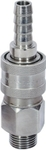 Airmax Quick Release Coupling Brass 3/4 Inch QR-S-20