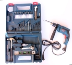 Bosch GSB 13 RE 600W Power Input Impact Drill Machine Smart Tool Kit