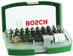 Bosch 32 Pcs Screwdriver Bit Set 2607017063