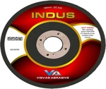 Indus GRIT - A24 Dimension 100 X 4 X 16 Mm Grinding Wheel