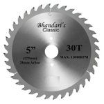 Bhandari's Classic AHB5X30 Size 5 Inch Angle Hardware Cutter Blade