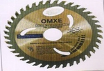 Omxe Cutter T.C.T Silver With 40 Teeths (Size: 12 Inch)