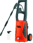 Black & Decker PW1570TD 1500 W 370 Ltr/hr Flow Rate Pressure Washer