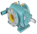 Rotofluid 1440 RPM Jacketed Independent Rotary Gear Pump 200 - M