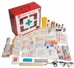 St. Johns SJF-M2 First Aid Travel Kit Dimension 35.5 33 X 15cm