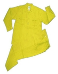 Galaxy Enterprise Yellow Color Cotton Shirt And Trouser WM 008