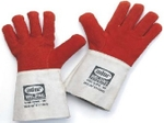 Ador Welding Anti Static Gloves 14 Inch Pack Of 12 Pair MP