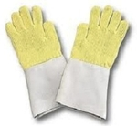 Udyogi Leather Gloves 14 Inch Pack Of 1 Pair TK1S14