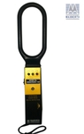 Maxworth Plastic Body Hand Held Metal Detector HHMD/PM/MC-100