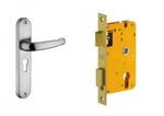 Dorset Diva Lock Set With Lock Body And Without Cylinder Stainless Steel HL 170