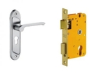 Dorset Reny Lock Set With Lock Body And Without Cylinder Stainless Steel HL RE