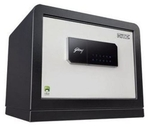 Godrej Black Electronic Safe - Ritz Bio With Hidden Compartment